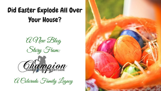 Champion - Did Easter Explode All Over Your House